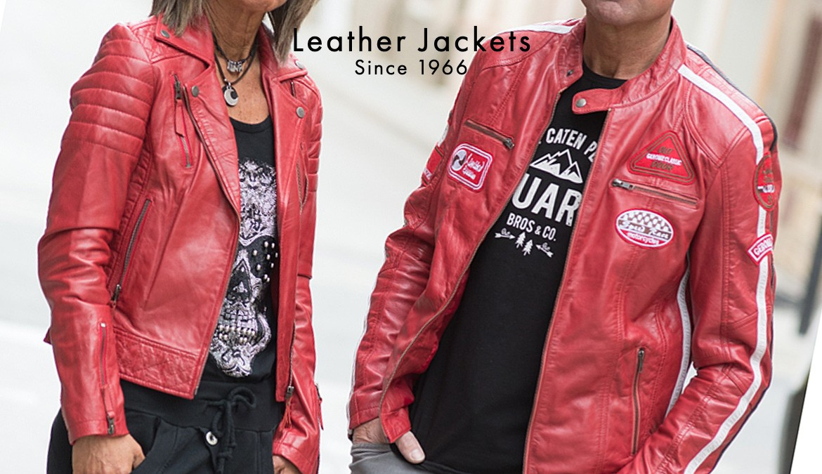 Leather Jackets Since 1966